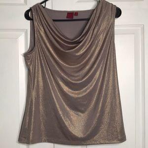 Tops - Sleeveless blouse medium